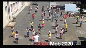 Flash Mob Tinténiac 2020
