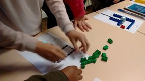 Parcours Ozobot en cycle 3