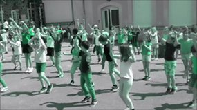 Flash Mob 2020 Circonscription de Combourg