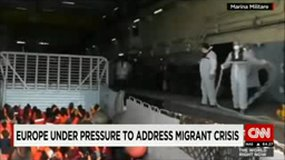 Europe under pressure to address migrant crisis