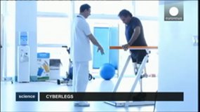 """Cyberlegs"" hold promise for amputees"