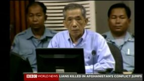 First international Khmer Rouge trial,