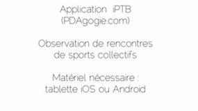 EPS - Prélever de l'information - Application iPTB