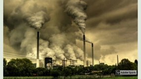 Coal fired plants and global warming